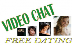 Video Chat Free Dating allows nude photos on member profile